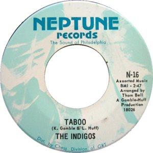 INDIGOS - 69 A