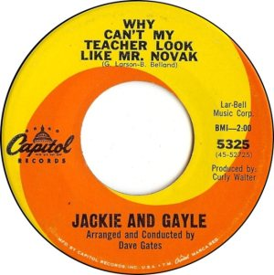 JACKIE GAYLE - 64 A