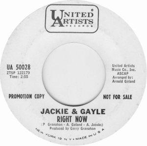 JACKIE GAYLE - 66 B