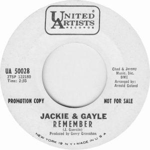 JACKIE GAYLE - 66 C