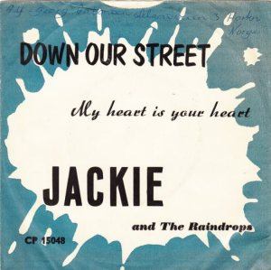 JACKIE RAINDROPS - 64  NORW