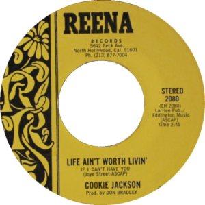 JACKSON COOKIE 68