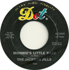 JACKSON JILLS - 63 A