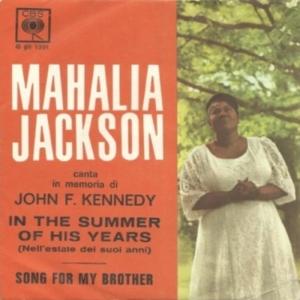 JACKSON MAHALIA - 64 IT