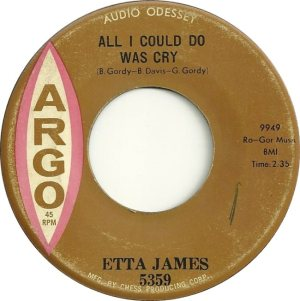 JAMES ETTA 60 A