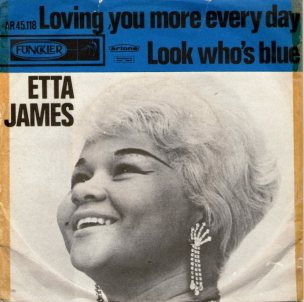 JAMES ETTA 64 NETH