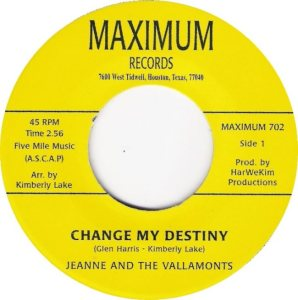 JEANNE VALMONTS - 60'S A