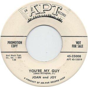 JOAN JOY - 58 A
