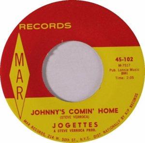 JOGETTES - 60S A