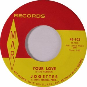 JOGETTES - 60S B
