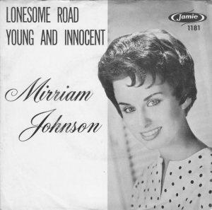 JOHNSON MIRRIAM - 61 A