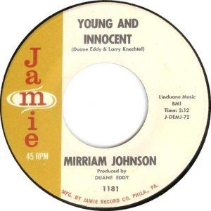 JOHNSON MIRRIAM - 61 C