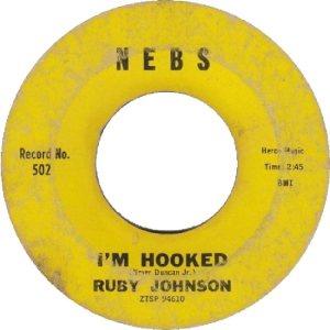 JOHNSON RUBY 64 A