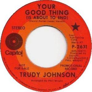 JOHNSON TRUDY 69 A