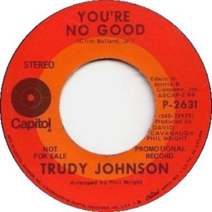JOHNSON TRUDY 69 B