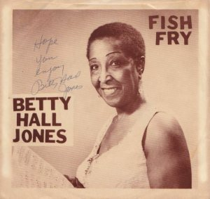 JONES BETTY HALL 60S B