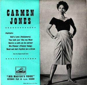 JONES CARMEN 56 UK