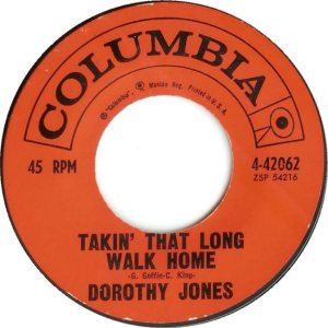 JONES DOROTHY - 61 C