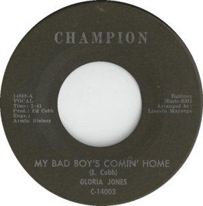 JONES GLORIA 65 A