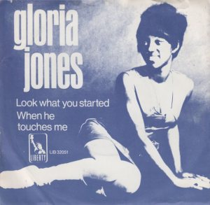 JONES GLORIA 69 NETH A