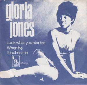 JONES GLORIA 69 NETH A
