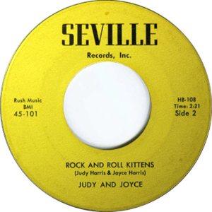 JUDY JOYCE SEVILLE - 59 B