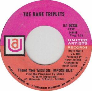 KANE TRIPLETS 68 A