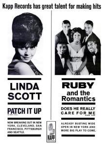 Kapp Records - 02-65 - Scott & Romantics