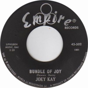 KAY JOEY - 60S c