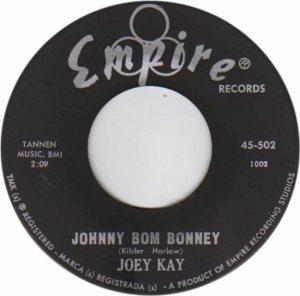 KAY JOEY - 60S d