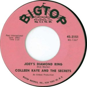 KAYE COLEEN AND SECRETS 63 A
