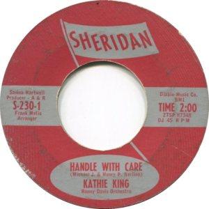 KING KATHIE - 63 B