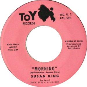 KING SUSAN - 63 A