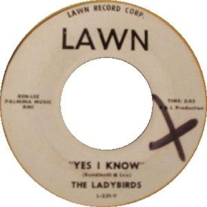 LADYBIRDS - LAWN 64 A