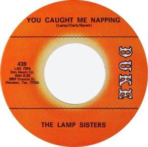 LAMP SISTERS - 69 B
