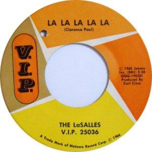 LASALLES - 66 A