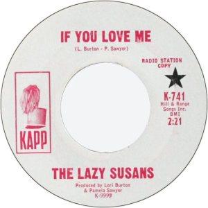 LAZY SUSANS - 66 A