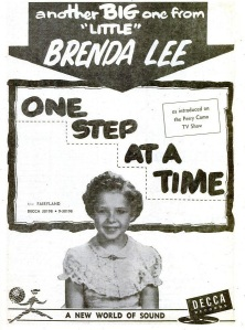 Lee, Brenda - 01-57 - One Step at a Time