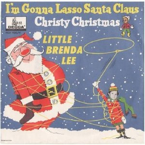 Lee, Brenda - Decca 30107 - Christy Christmas