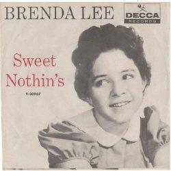 Lee, Brenda - Decca 30967 - Sweet Nothins
