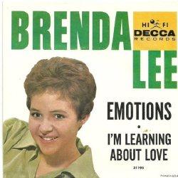 Lee, Brenda - Decca 31195 - Emotions