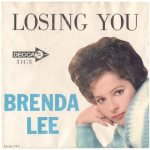 Lee, Brenda - Decca 31478 - Losing You