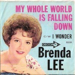 Lee, Brenda - Decca 31510 - Falling Down