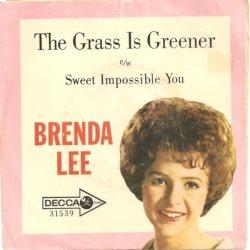 Lee, Brenda - Decca 31539 PS - The Grass Is Greener