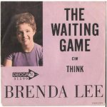 Lee, Brenda - Decca 31599 - Waiting Game