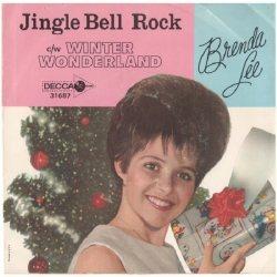 Lee, Brenda - Decca 31687 - Jingle Bell Rock