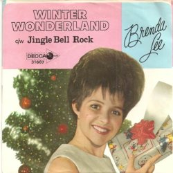 Lee, Brenda - Decca 31687 PS - Winter Wonderland