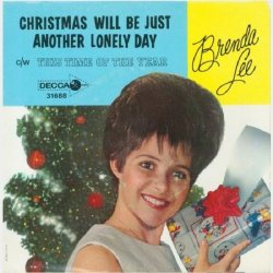 Lee, Brenda - Decca 31688 - Christmas Another Day