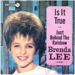 Lee, Brenda - Decca 31690 - Is It True