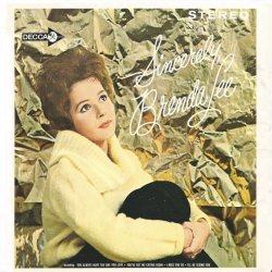 Lee, Brenda - Decca 33EPCF 74216 - Sincerely